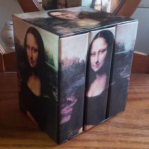Mona Lisa Photo Album Set